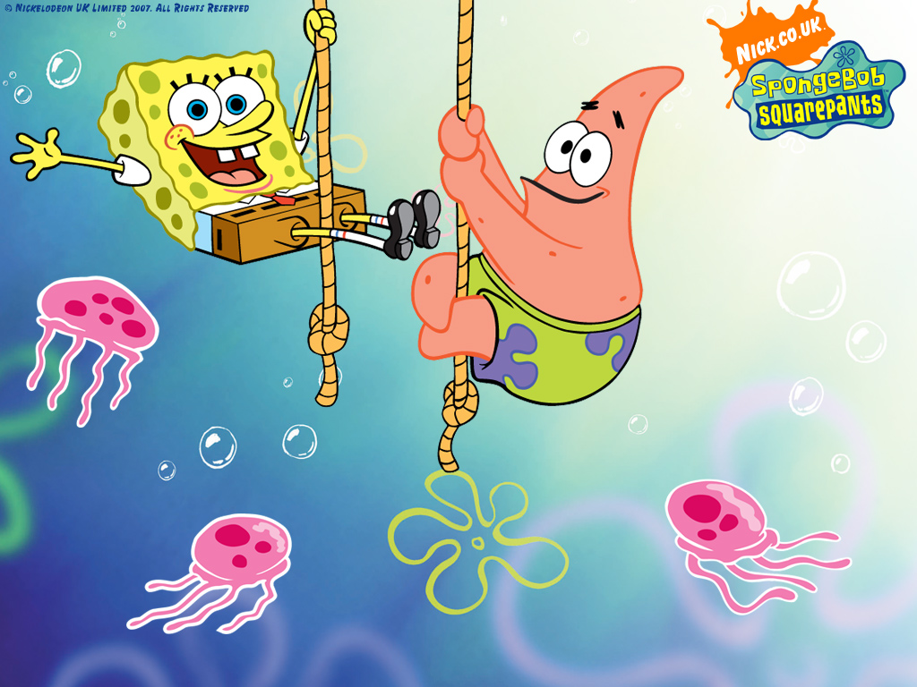 Spongebob Patrick wallpapers