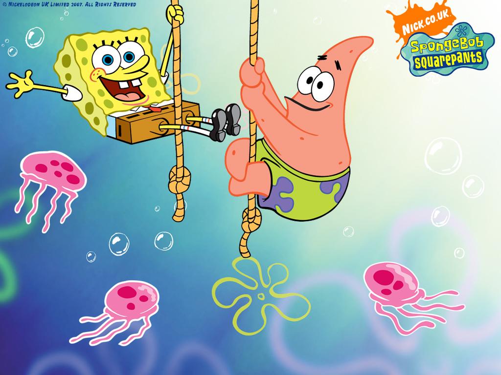 Spongebob Patrick wallpapers