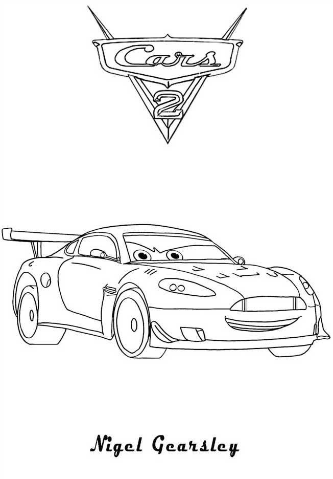 Mater And Lightning Mcqueen Coloring Pages Disney Cars Mater Cars Coloring Page 01