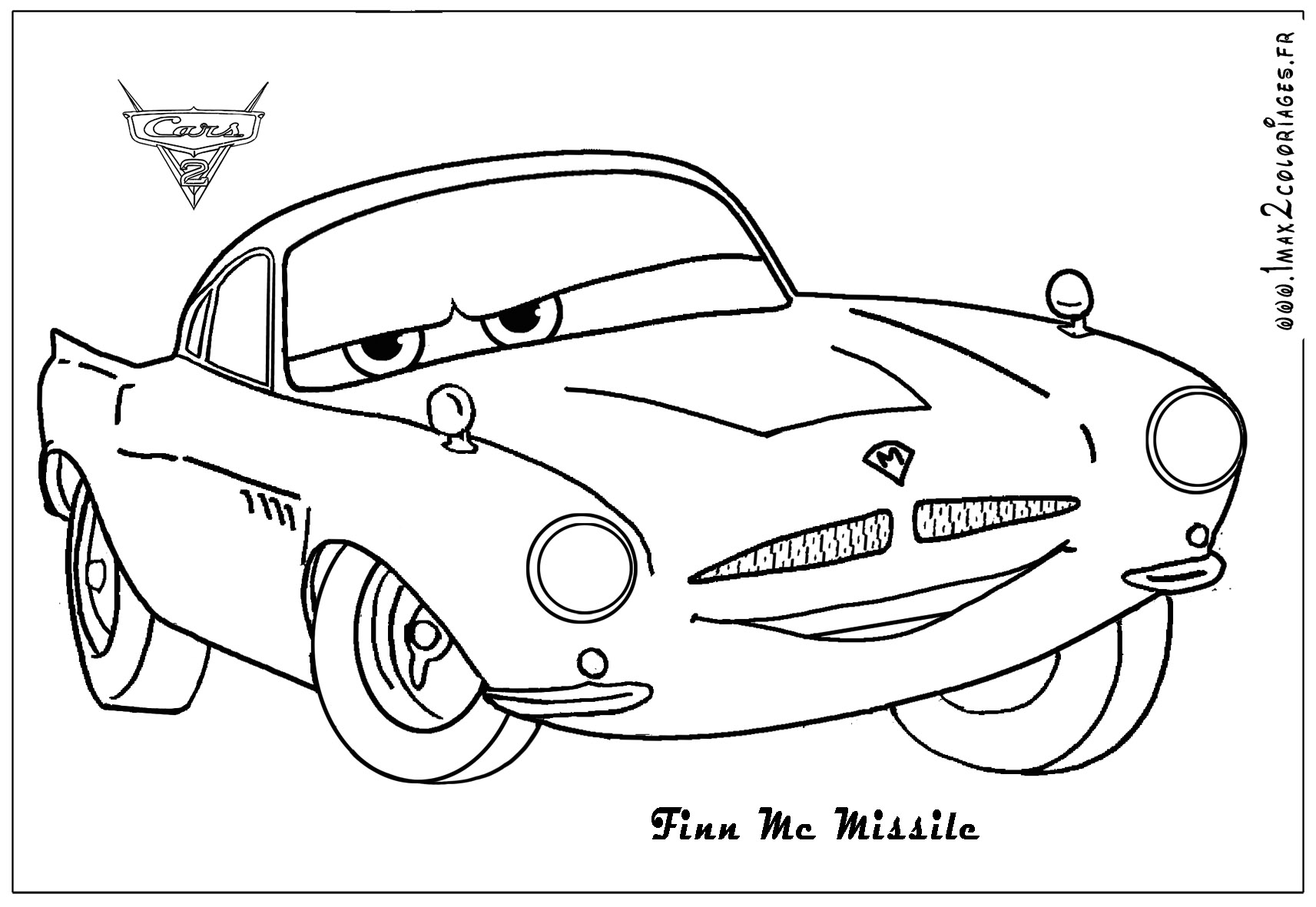 Mcqueen Coloring Pages Printable  Disney Coloring Pages