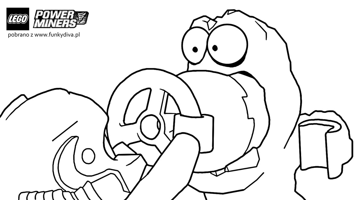 Fabulous Lego Coloring Pages To Print With