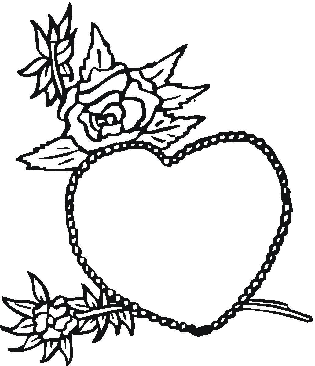 Kwiaty Koloroi Do Druku Dla Dzieci  19
