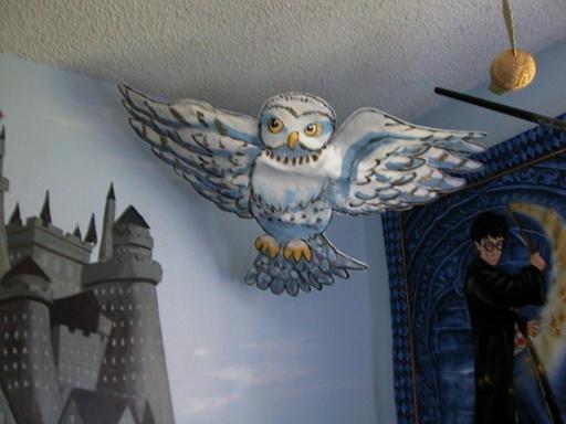 Как украсить комнату в стиле гарри поттера своими руками