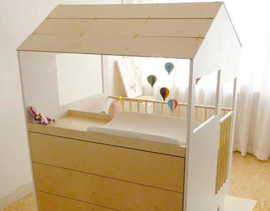 ko domek dla niemowlaka fd. Black Bedroom Furniture Sets. Home Design Ideas