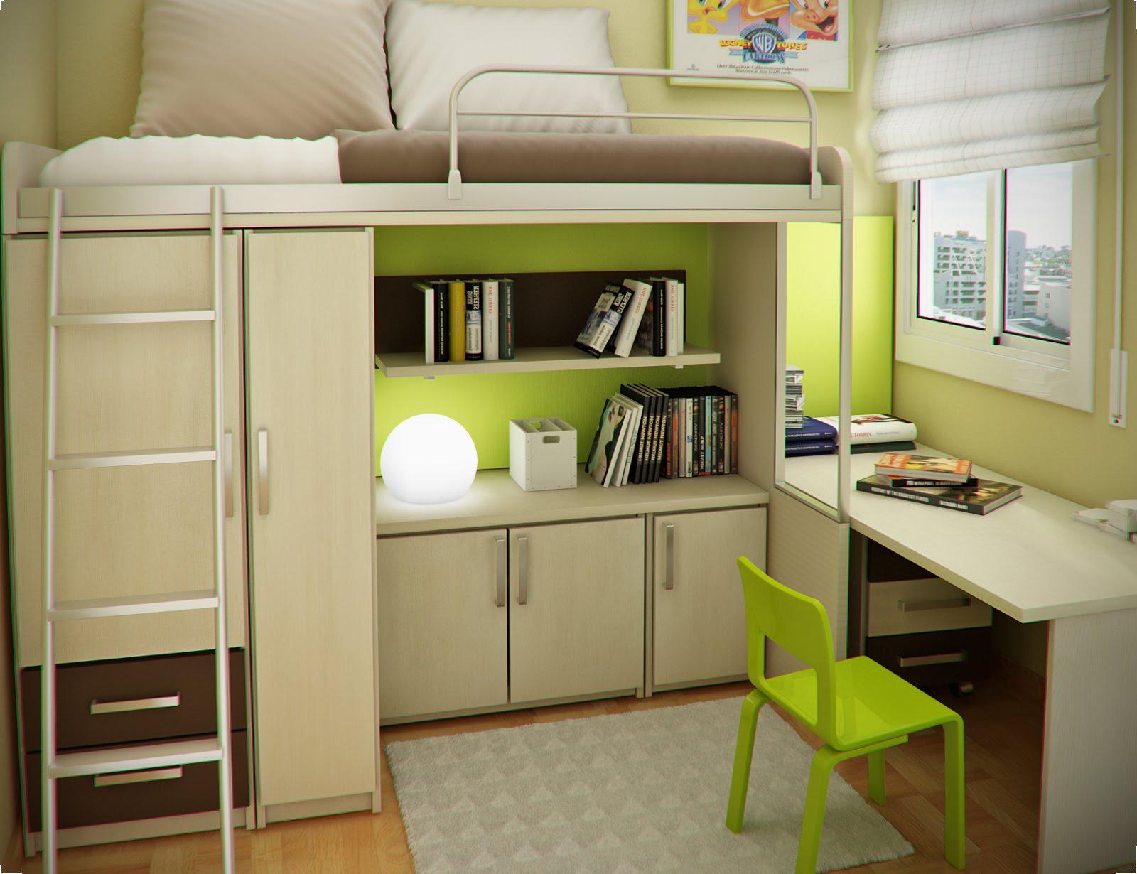 nowoczesny pok j dla nastolatka fd. Black Bedroom Furniture Sets. Home Design Ideas