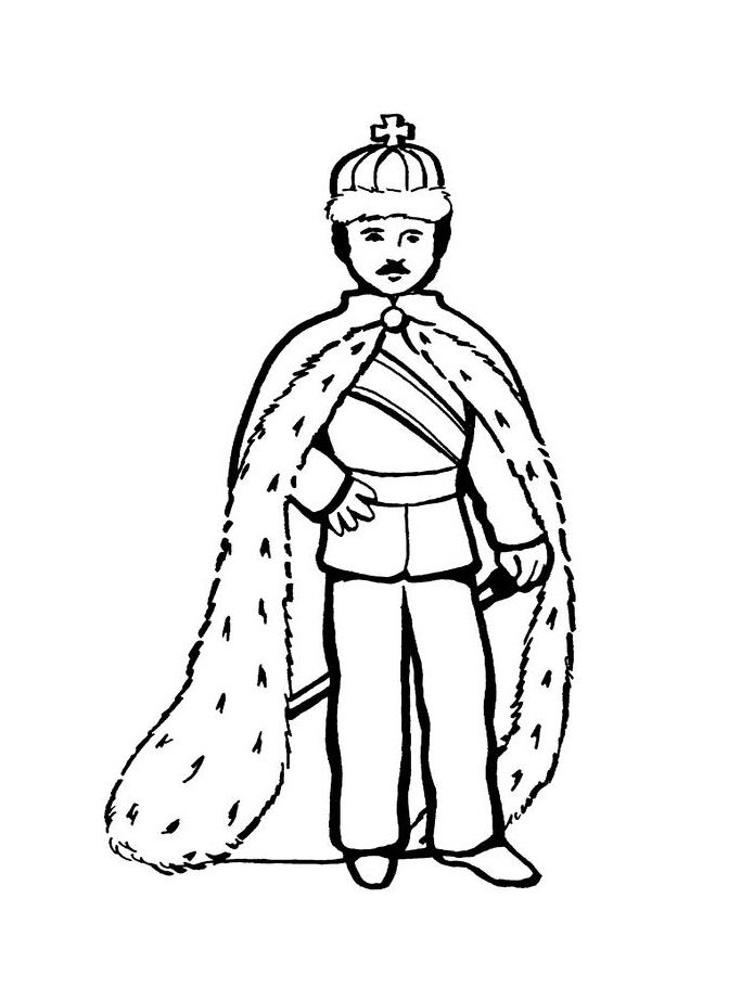David Becomes King Coloring Page Coloring Pages Of The King