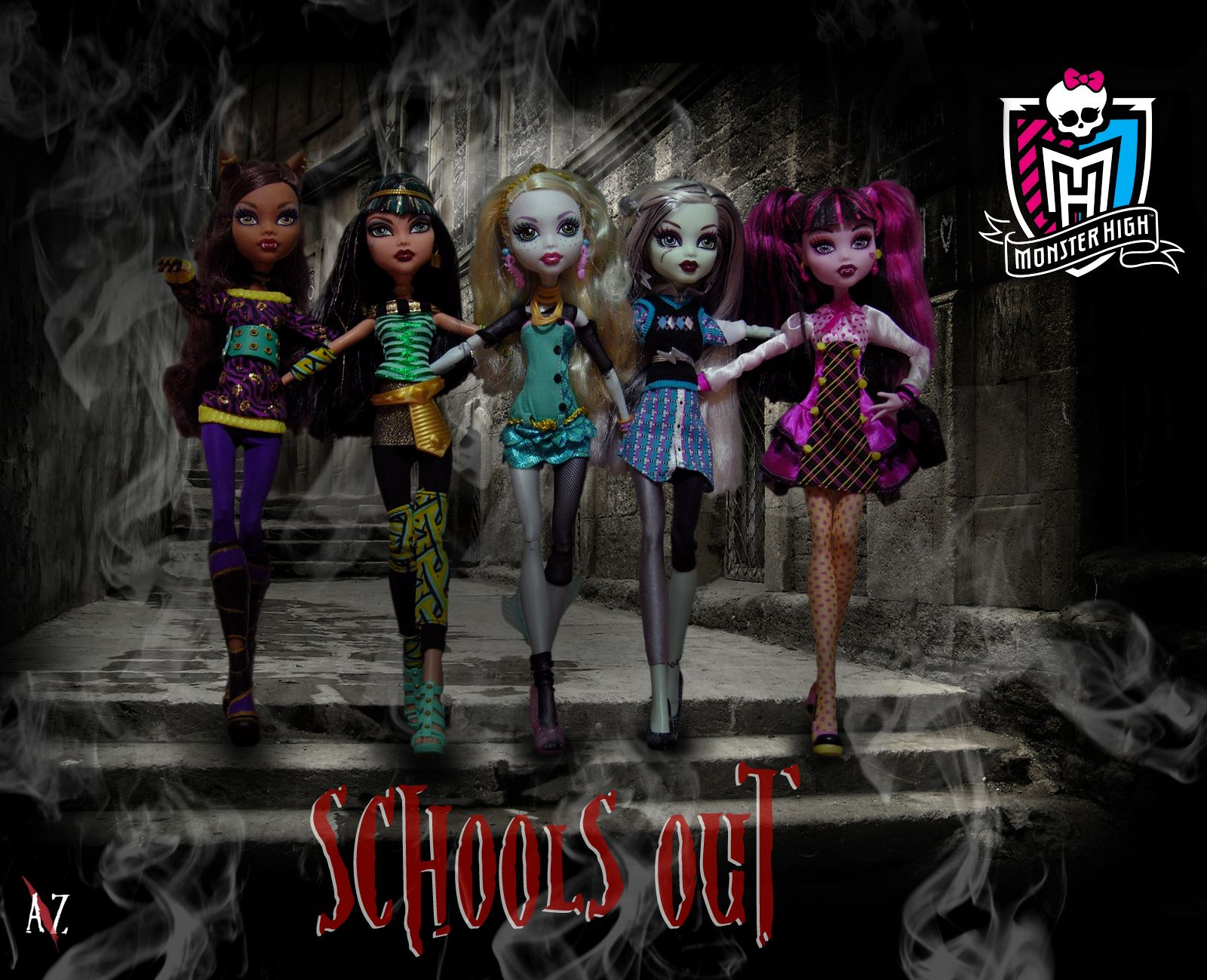 Monster High Tapety Na Pulpit  10