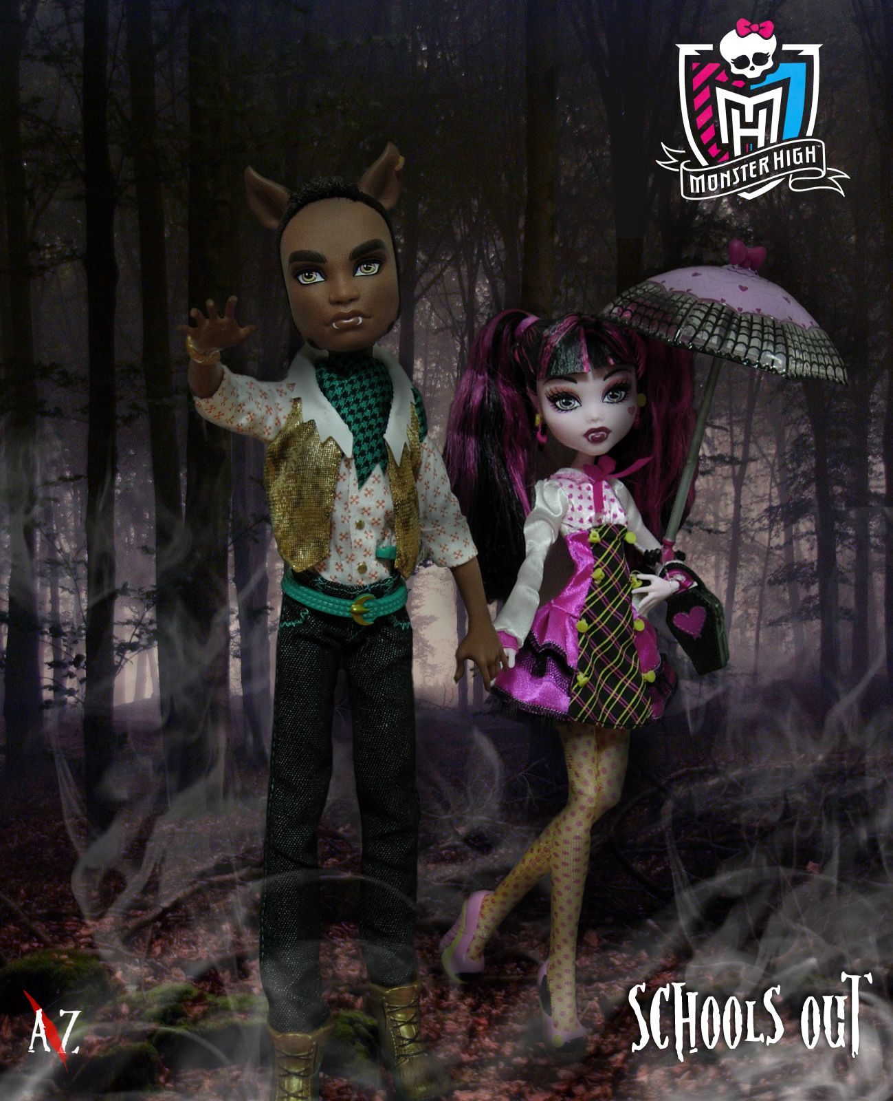 Monster High Tapety Na Pulpit  11