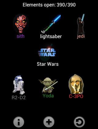 little alchemy star wars