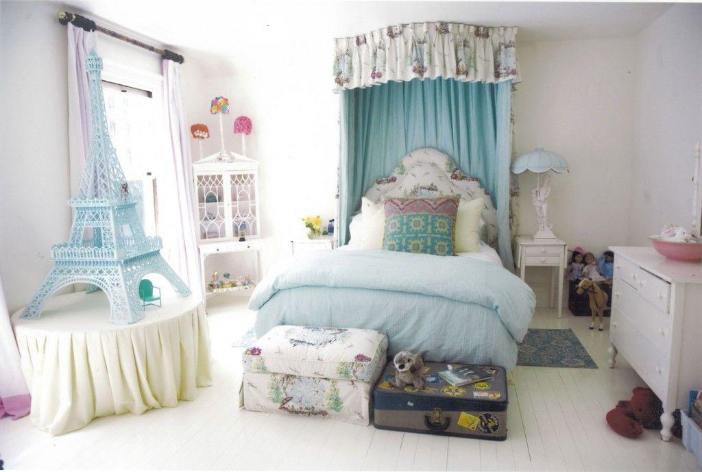 Pomys y na pok j dla dziewczyny fd - Decoracion para dormitorio juvenil ...