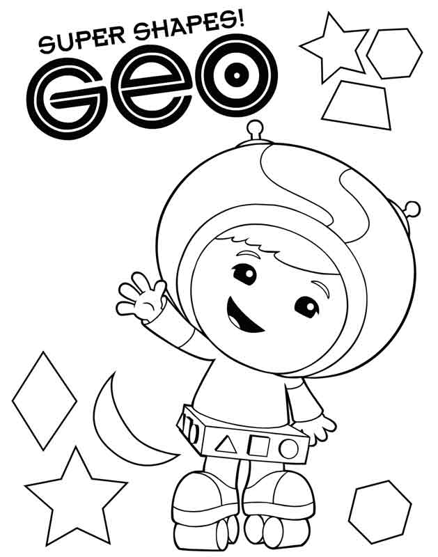 Related Pictures nick jr umizoomi coloring pages