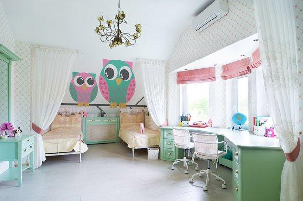 pok j dla dziewczynki kolejne propozycje fd. Black Bedroom Furniture Sets. Home Design Ideas