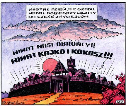 Wiwat Kajko i Kokosz!